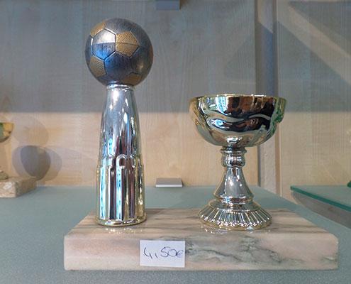 Juwelier Domann - Pokale