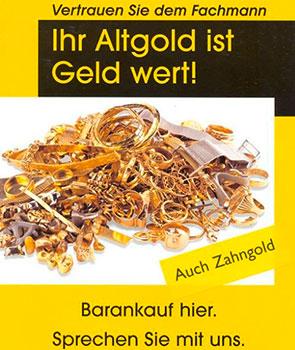Juwelier Domann - Altgoldankauf
